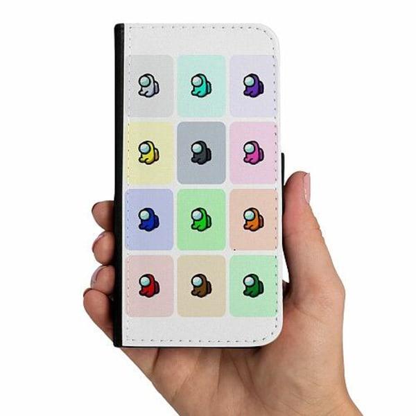 Samsung Galaxy A20s Mobilskalsväska Among Us