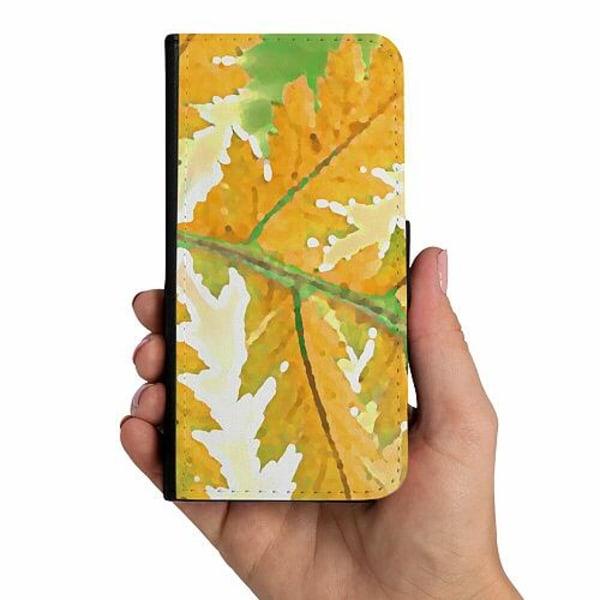 Samsung Galaxy A10 Mobilskalsväska Autumn Left