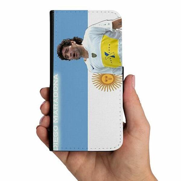 Samsung Galaxy A20s Mobilskalsväska Diego Maradona