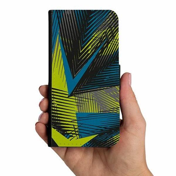 Samsung Galaxy A20s Mobilskalsväska Retro x500