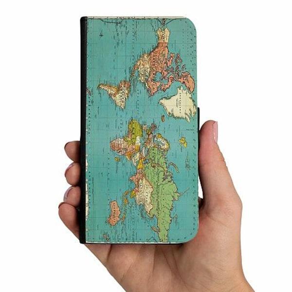 OnePlus Nord Mobilskalsväska World Map