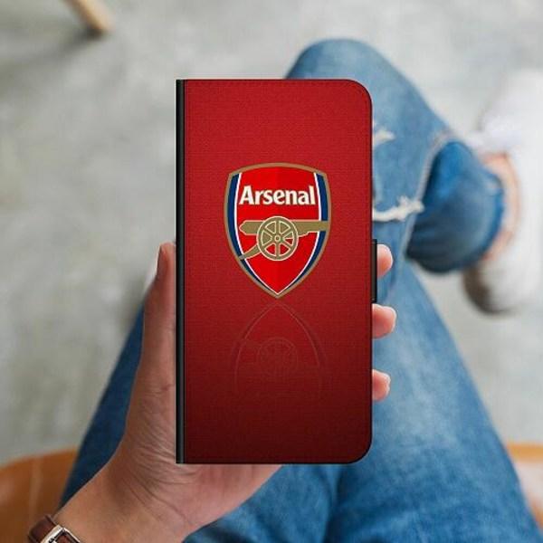 Samsung Galaxy S10 Plus Plånboksskal Arsenal