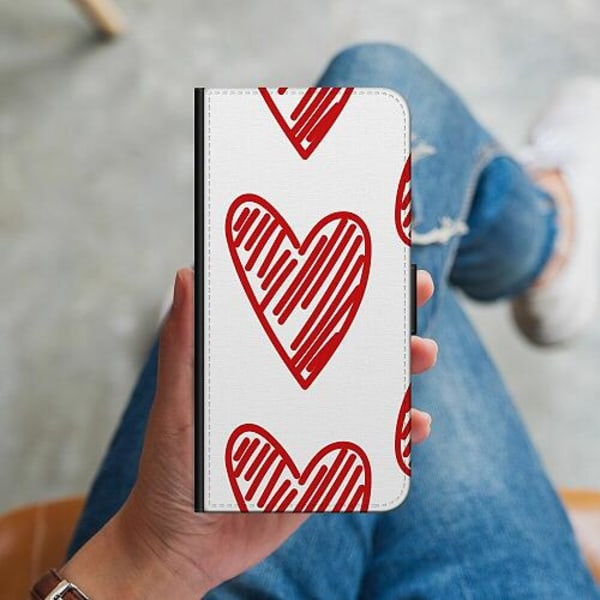 Samsung Galaxy S10 Plus Plånboksskal Love Can Be Simple Too