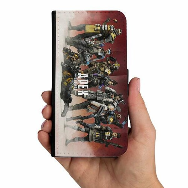 Samsung Galaxy A51 Mobilskalsväska Apex Legends - The Legends
