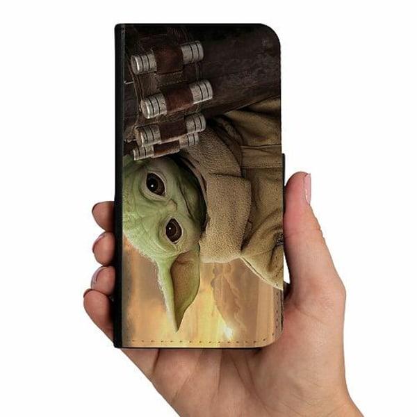 Samsung Galaxy A20s Mobilskalsväska Baby Yoda