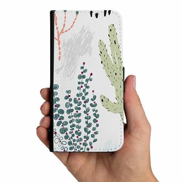 Samsung Galaxy A20s Mobilskalsväska Cactus Or Cacti