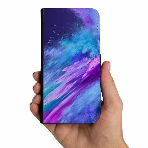 Xiaomi Mi 11 Mobilskalsväska Crashing Purples