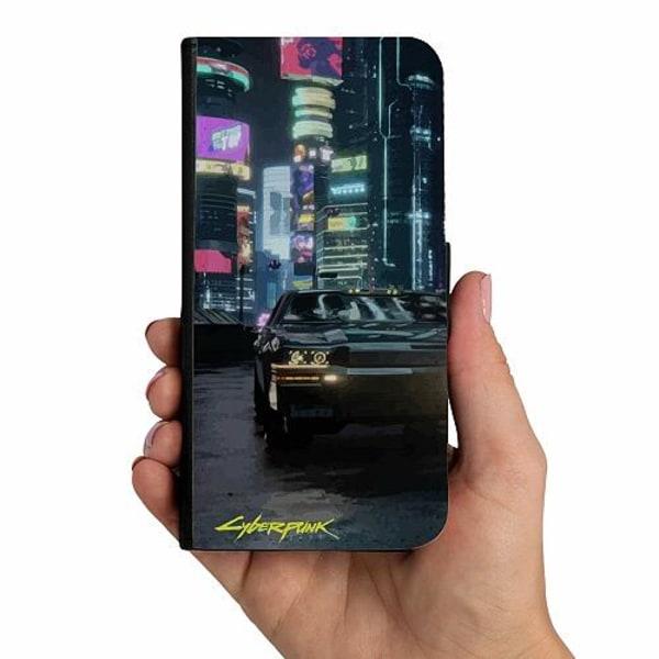 Samsung Galaxy A10 Mobilskalsväska Cyberpunk 2077