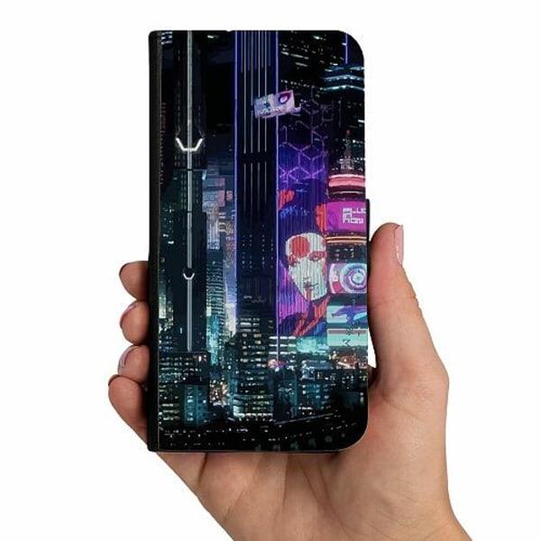 Samsung Galaxy A20s Mobilskalsväska Cyberpunk 2077