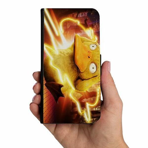 Samsung Galaxy A51 Mobilskalsväska Detective Pikachu - Psyduck