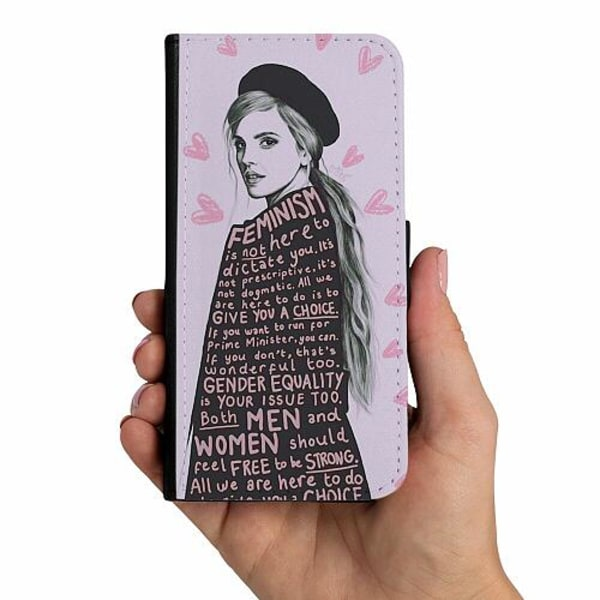 Samsung Galaxy A20s Mobilskalsväska Feminism