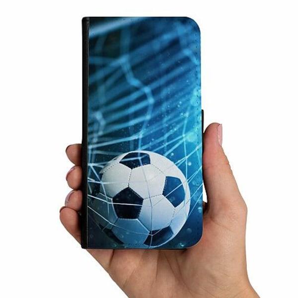 Samsung Galaxy A51 Mobilskalsväska Fotboll