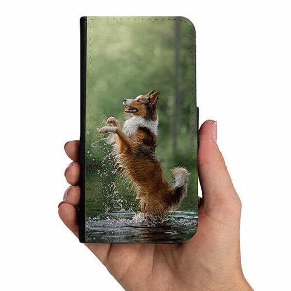 Samsung Galaxy A51 Mobilskalsväska Happy Dog