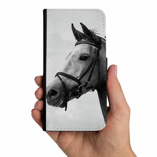Samsung Galaxy A20s Mobilskalsväska Häst