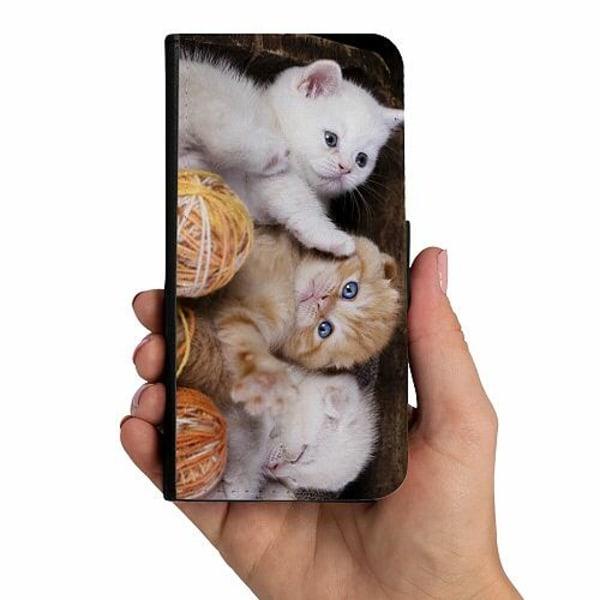 Apple iPhone 11 Pro Mobilskalsväska Katter