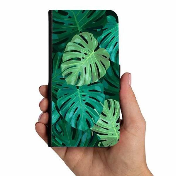 Samsung Galaxy A20s Mobilskalsväska Löv
