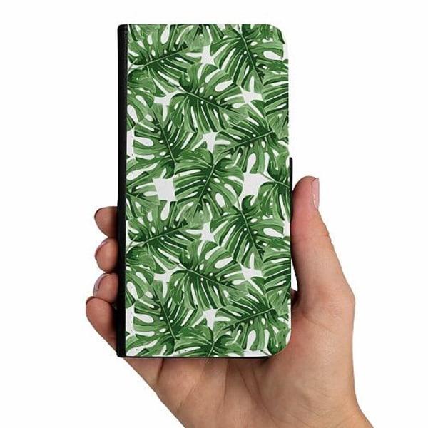 Samsung Galaxy A10 Mobilskalsväska Löv