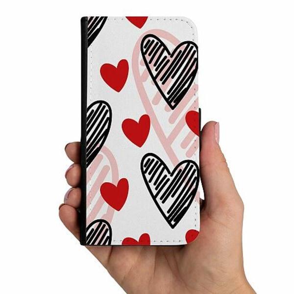 Samsung Galaxy A10 Mobilskalsväska Love Is In The Air