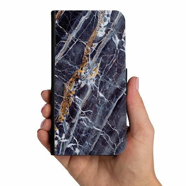 Samsung Galaxy A20s Mobilskalsväska Marmor