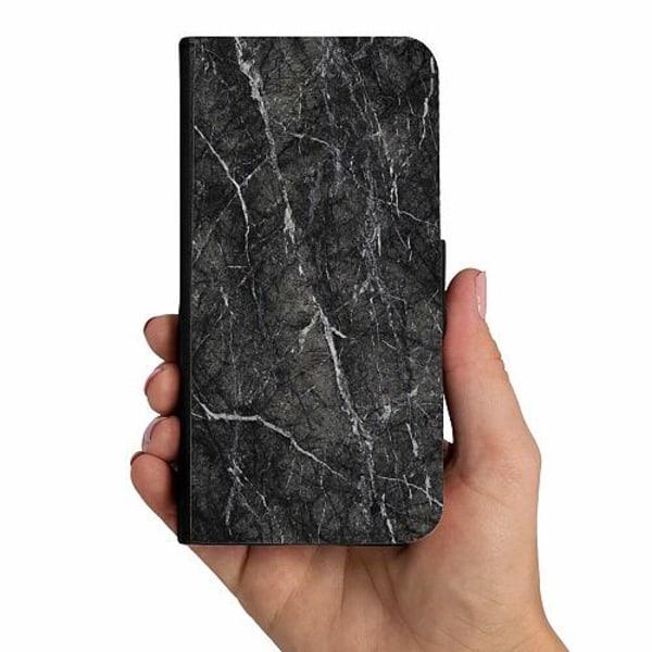 Samsung Galaxy A40 Mobilskalsväska Marmor