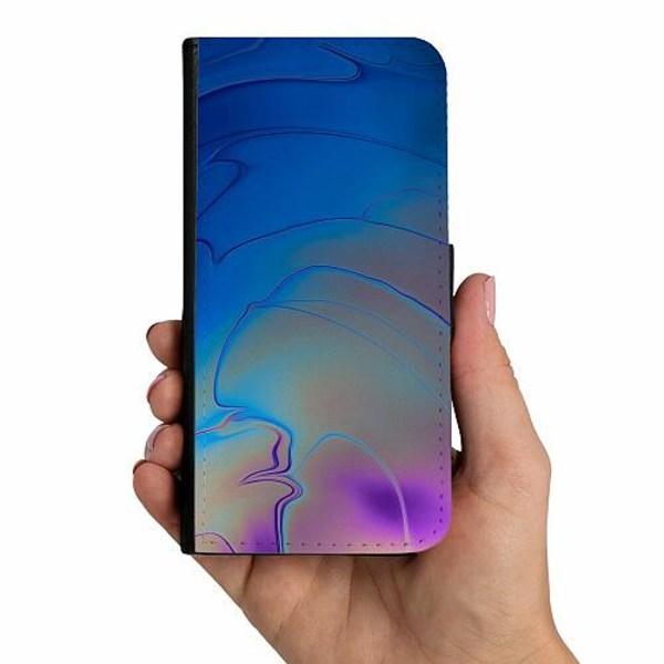 Samsung Galaxy A20s Mobilskalsväska Mönster