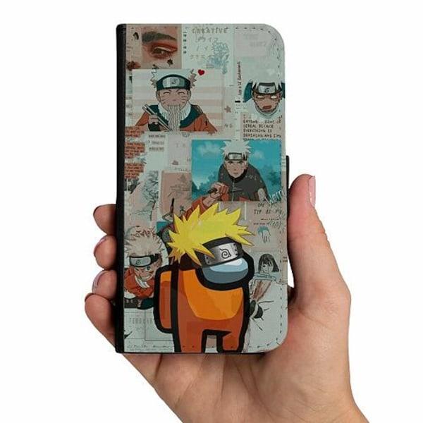 Samsung Galaxy A10 Mobilskalsväska Naruto