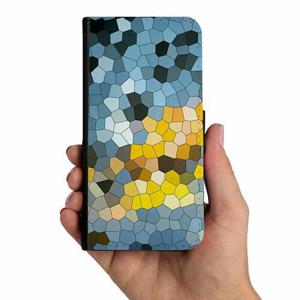 Samsung Galaxy A50 Mobilskalsväska Religious Glass