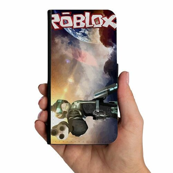 Samsung Galaxy A20s Mobilskalsväska Roblox