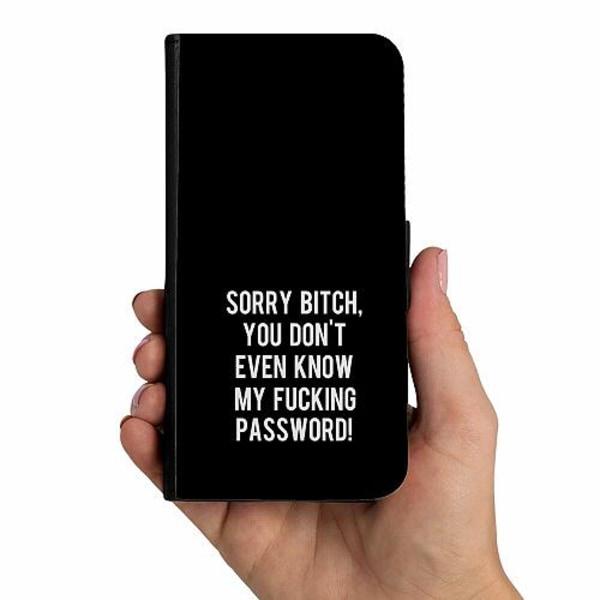 Samsung Galaxy A10 Mobilskalsväska SORRY BITCH
