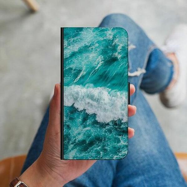 Samsung Galaxy A20s Plånboksskal Hav