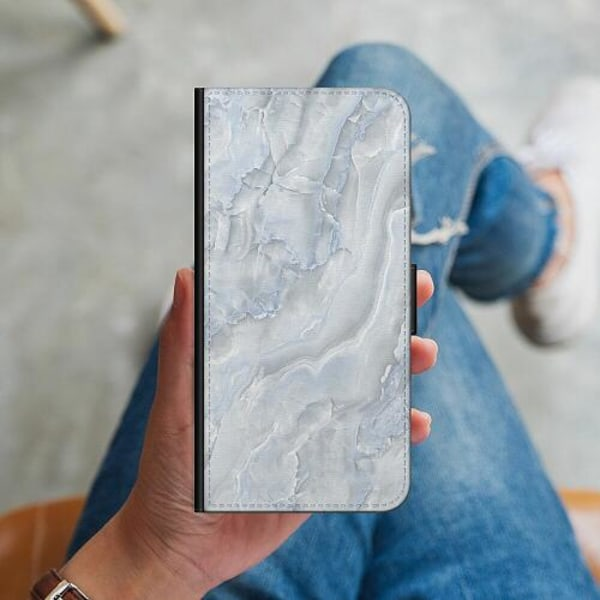 Samsung Galaxy S10 Plus Plånboksskal Marmor