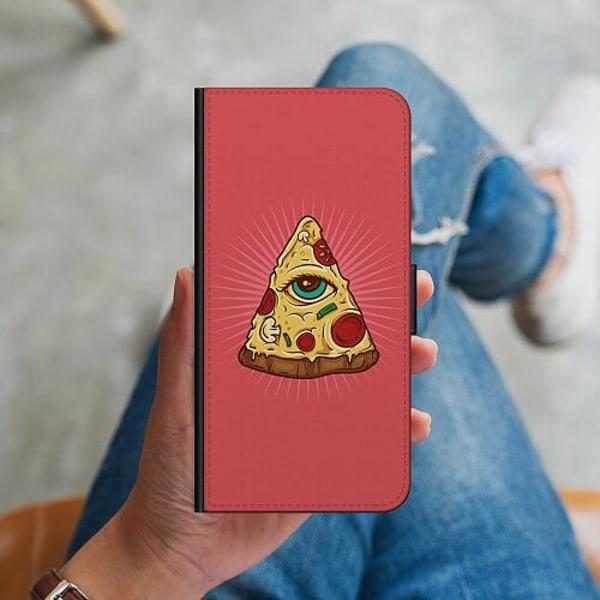 Samsung Galaxy S10 Plus Plånboksskal Pizza