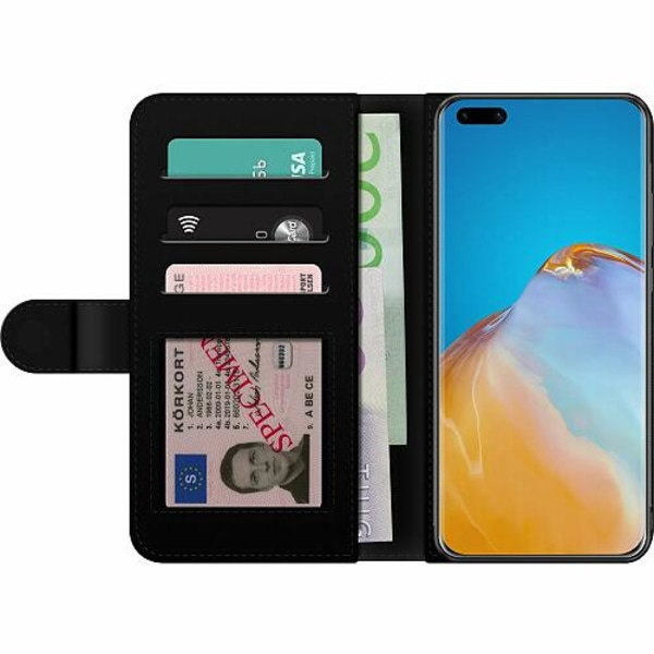 Huawei P40 Pro Billigt Fodral Stickers