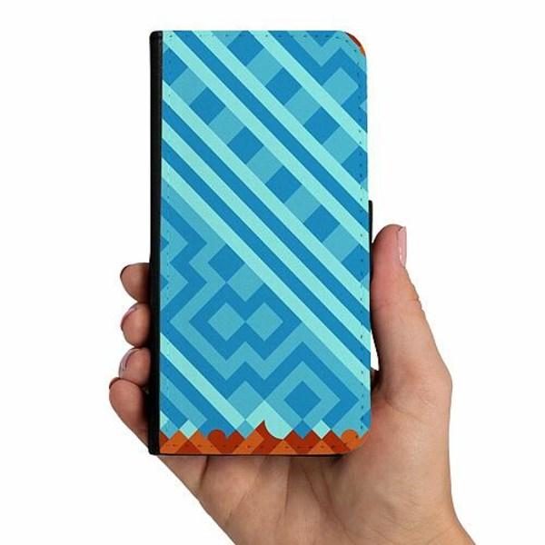 Samsung Galaxy A10 Mobilskalsväska Ancient Game Tile
