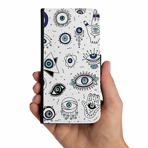 Samsung Galaxy A20s Mobilskalsväska Fatimas Eye