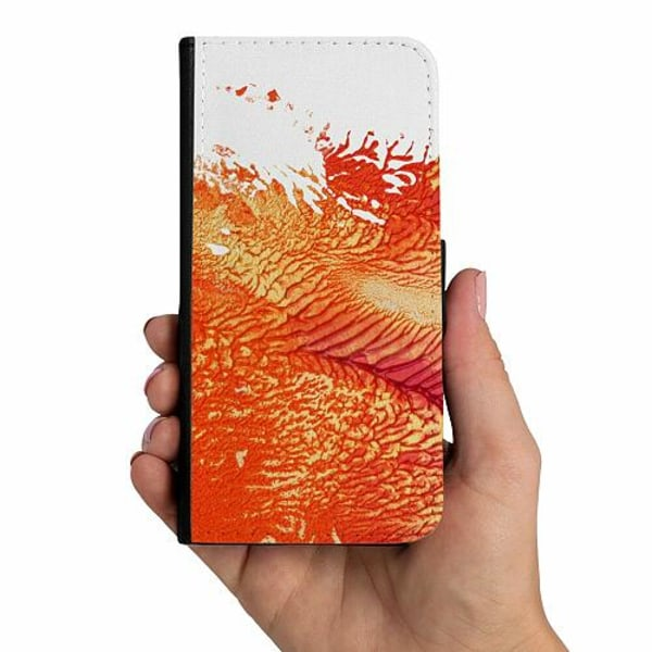 Samsung Galaxy A20s Mobilskalsväska Oily Veins