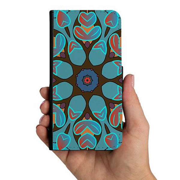 Samsung Galaxy A20s Mobilskalsväska Outward Blossom