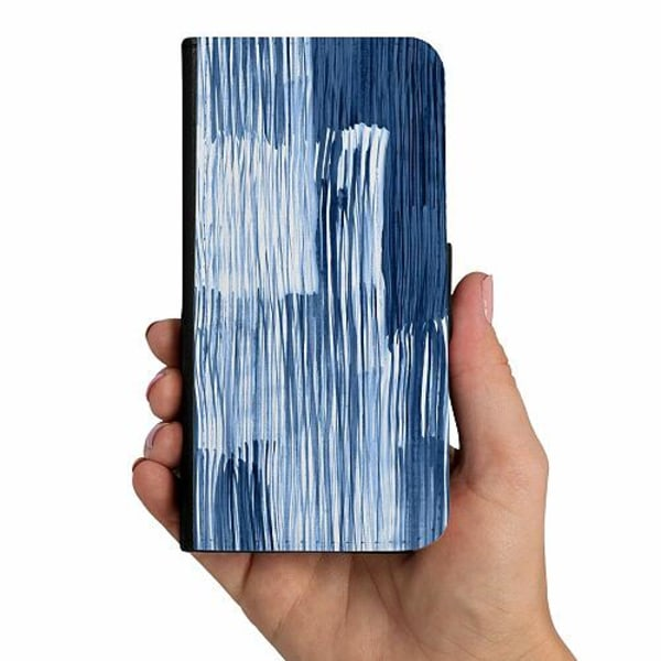 Samsung Galaxy A20s Mobilskalsväska Rain On Windowsill