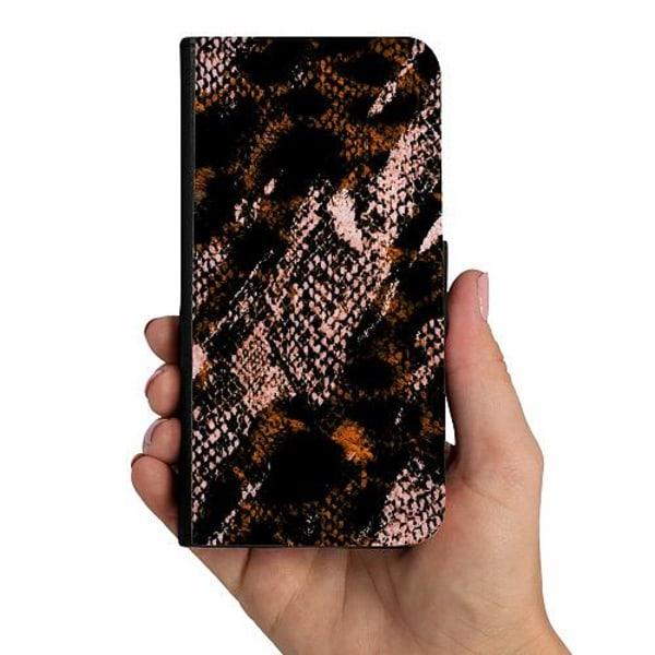 Samsung Galaxy A20s Mobilskalsväska Snakeskin B