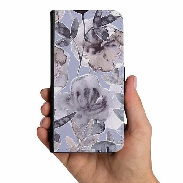 Samsung Galaxy A20s Mobilskalsväska Watermark Petals