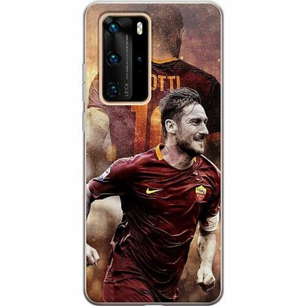 Huawei P40 Pro TPU Mobilskal Francesco Totti
