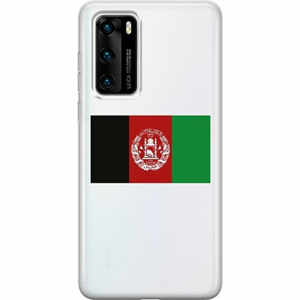 Huawei P40 Thin Case Afghanistan