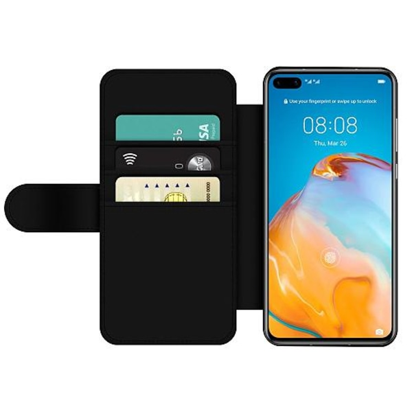 Huawei P40 Wallet Slimcase Kings On Crowns