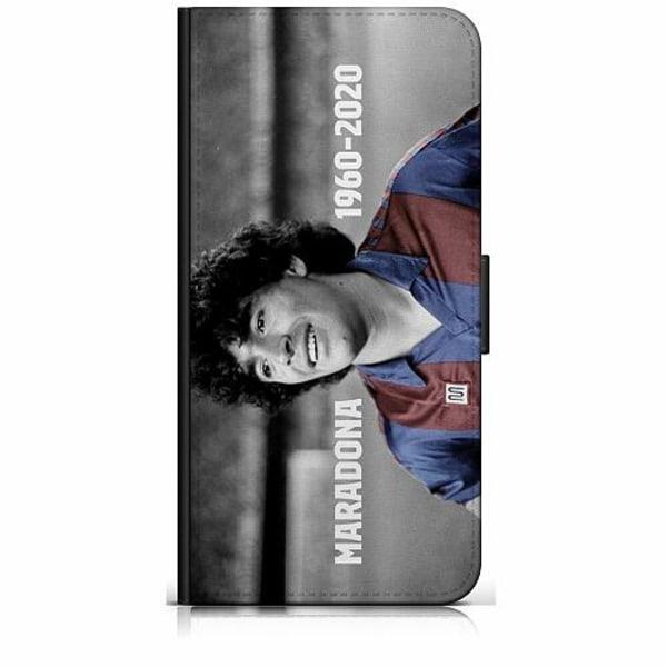 Huawei P40 Lite Plånboksfodral Diego Maradona