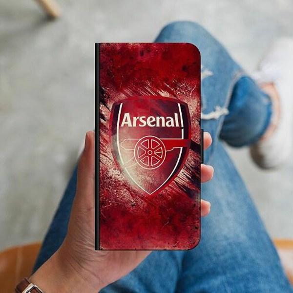 Huawei P40 Lite Plånboksskal Arsenal Football