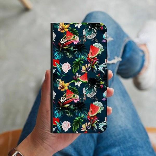 Huawei P20 Pro Plånboksskal Blommor