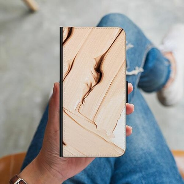 Samsung Galaxy S10 Plus Plånboksskal Brush Stroke