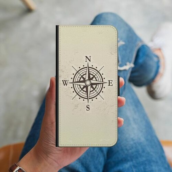 Samsung Galaxy S10 Plus Plånboksskal Compass