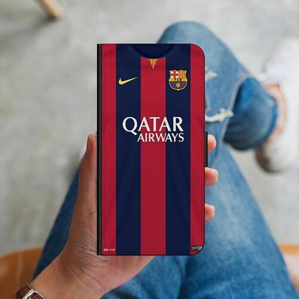 Apple iPhone 12 Plånboksskal FC Barcelona