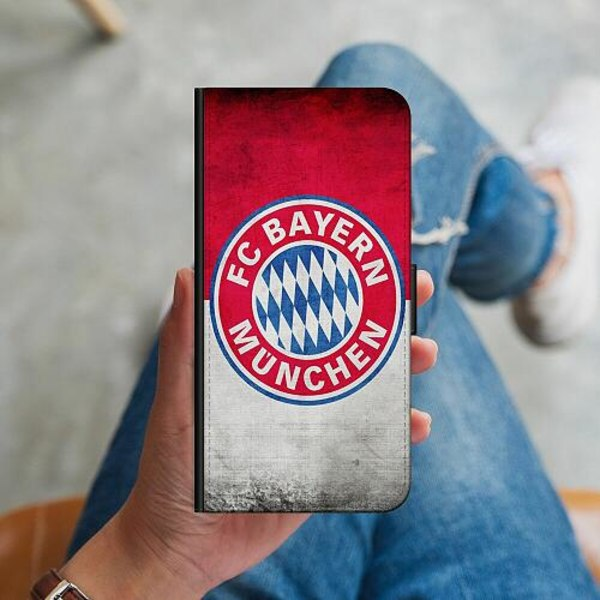 Apple iPhone 12 Plånboksskal FC Bayern